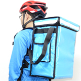 PK-33VLB: Creative food delivery bags, backpack for beverage delivery, Top Loading, 13